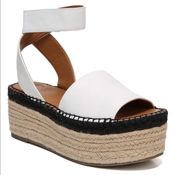 a9fdd35345e  Never Worn  Maisi Platform Espadrille Sandal